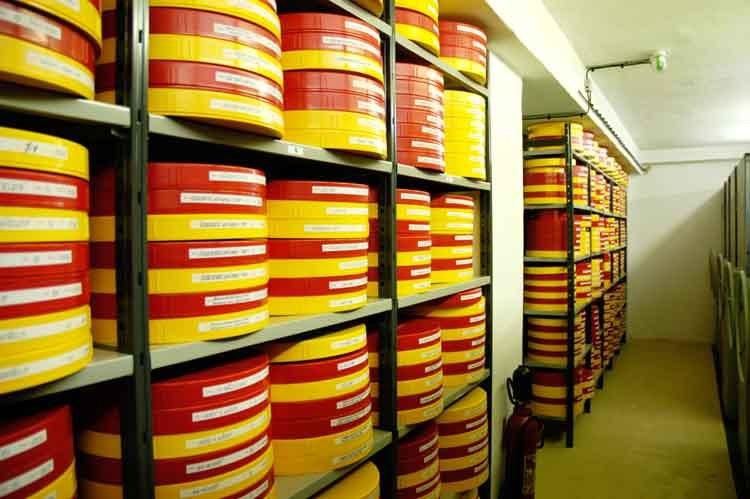 Národní filmový archiv (NFA) — filmarchives online